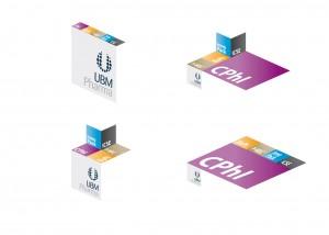 Logo designs for CPhI