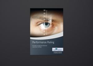Scott-Grant Performance Rating brochure cover