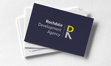 RDA business cards
